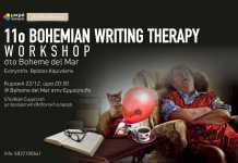 11o Bohemian Writing Therapy Workshop