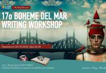 17o Bohemian Writing Therapy Workshop